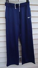 Nike Mystic II Open Bottom Pant women's athletic activewear NAVY SIZE M