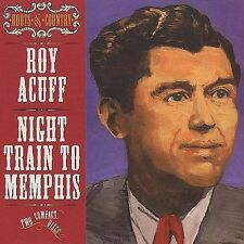 Roy Acuff  Night Train to Memphis  2 Disc set  new  CD