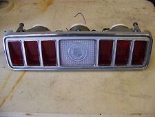 1976 DODGE ROYAL MONACO RH TAIL LIGHT ASSY COMPLETE OEM HOUSING LENS SOCKETS