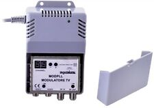 MODULATORE AUDIO/VIDEO SENDER RF PLL AUTOALIMENTATO 85DB 58700050