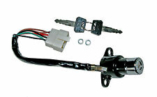 Honda CB400 N/T/A ignition switch (80-83) 6 wires, 2 on positions - brand new
