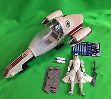 The Clone Wars FREECO SPEEDER with CLONE TROOPER Star Wars