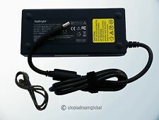 New AC Adapter For CWT PAC120F 120W PowerPax Power Supply Cord Charger (Barrel)