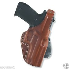 Galco PLE Paddle Holster for Beretta 92F, 92FS,  Right H. Tan, Part # PLE202