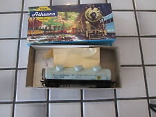 athearn ETHYL CORPORATION three dome tank car HO scale