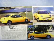 AUTO994-RITAGLIO/CLIPPING/NEWS-1994-FIAT COUPE' - 2 fogli