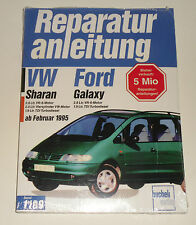 Reparaturanleitung VW Sharan I / Ford Galaxy Typ WGR, ab 1995