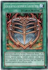 Yu-gi-oh! Scudo da Battaglia Arcidemone del Gladiatore Bestia ap03-it022 comune