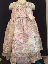New/Tags 5T Marmellata Floral Print Dress
