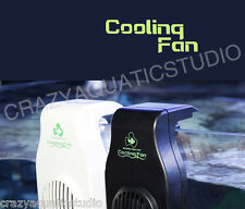 Hang on Single Cooling Fan / Chiller For Tropical Or Marine Aquarium Fish Tank