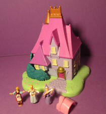 Polly Pocket Mini Disney ♥ cenicienta ♥ stepmother's House ♥ 100% completamente ♥ 1995