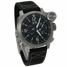 Oris BC4 Flight Timer Automatic Chronograph Men's Watch 690-7615-4164LS