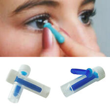 Portable 1 X Contact Lens Inserter Soft Hard Contact Lenses Remover Stick Tool