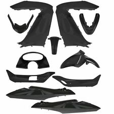 Honda PCX125 PCX 125 PCX150 Complete Body Panel Fairing Set 2010 - 2014 - BLACK