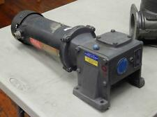 #224 Emerson Fincor Variable Speed DC Drive Motor 9307509TF 5002694 3/4HP 90Vdc