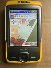 TRIMBLE JUNO SC GPS DATA COLLECTION PDA  WiFi + ARCPAD 8 / MS Office PSU