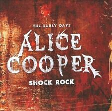 Shock Rock Early Days [Audio CD] Alice Cooper