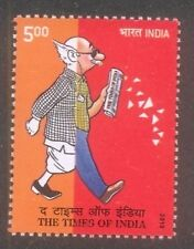 PHILA 2913 INDIA 2013 THE TIMES OF INDIA MNH MINT STAMP