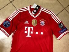 Rare Germany FC bayern Munich Vs Real Madrid Shirt Pizarro Peru Trikot jersey
