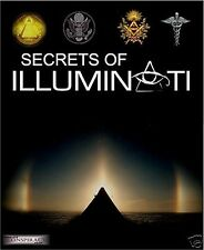 Secrets Of The Illuminati Dvd Freemason Masonry Conspiracy Skull and Bones Nwo
