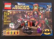 Lego Batman The Dynamic Duo Funhouse Escape #6857 New in Box - Retired HTF