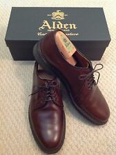 Alden 9432S Brown Aniline Pull-Up PTB - Size 10.5 B/D