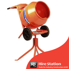 Genuine Belle Minimix 150 230v Cement Concrete Mixer inc. Stand