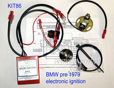 Bmw hace 1979 ignición electrónica Boyer Ignition Unit micro digital kit86 00086
