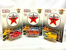 Racing Champions Hot Rod 50th Lot 3 Texaco 1:64 DieCast Car Ford Coupe '32 '40-1