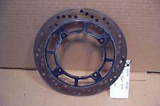 HONDA XR250 FRONT BRAKE ROTOR 45251-KN5-000 45351-KBB-900 XR 250 1984 1985 nm