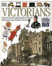 The Victorians (Eyewitness Guides),GOOD Book