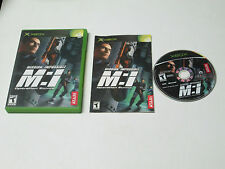 Mission: Impossible Operation Surma  Xbox complete
