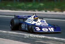 Ronnie Peterson Tyrell P34 F1 Season 1977 Photograph 3