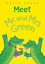 Meet Mr. and Mrs. Green Baker, Keith Paperback