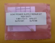 Sony NSX40GT1 NSX32GT1 1-474-246-11 APS277 P/S Board Repair Kit 1-882-772-11