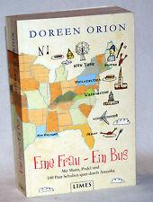DOREEN ORION - Eine Frau - Ein Bus - Mit Mann, Pudel und 100 Paar Schuhen