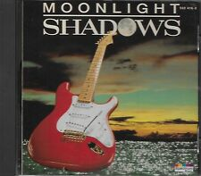 The Shadows ‎– Moonlight Shadows  CD 1996