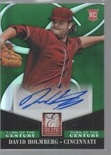 MATT DAVIDSON 2014 PANINI DONRUSS ELITE TURN OF THE CENTURY AUTO ROOKIE  #64