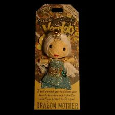 Watchover Voodoo Doll 'Dragon Mother' Car Rear View Mirror Hanger, Keyring