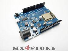 WeMos D1 ESP8266 ESP-12E Wifi ch340 IoT Lua Arduino kompatibel 396