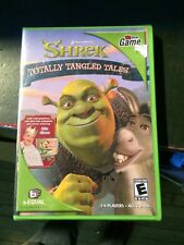 Shrek: Totally Tangled Tales  (DVD / HD Video Game, 2005) brand new unopened