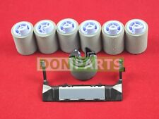 Maintenance Roller Kit 8pcs for HP LaserJet 4100 Paper Jam Repair Tray 1/2