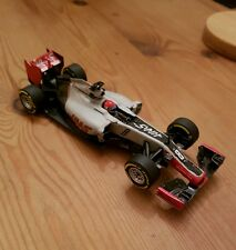 Scalextric Haas F1 decals Carrera Slot Car Grosjean Gutierrez 2016