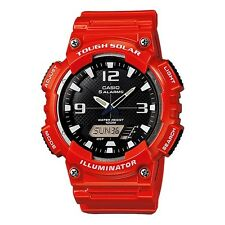 Casio AQ-S810WC-4A Red Tough Solar Watch AQS810 COD Paypal