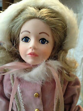"""1986 ROBIN WOODS """"LARISSA"""" 1986 DOLL OF THE YEAR~14 INCH  DOLL"""