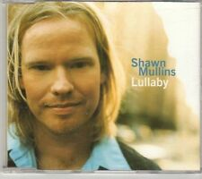 (DY836) Shawn Mullins, Lullaby - 1998 CD