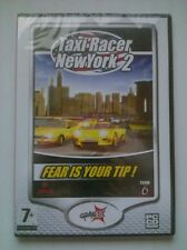 TAXI RACER NewYork 2, CD-ROM PC Game