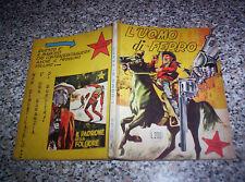 IL PICCOLO RANGER N.4 ORIGINALE SPILLATO 1964 OTTIMO 1°edizione TIPO TEX ZAGOR