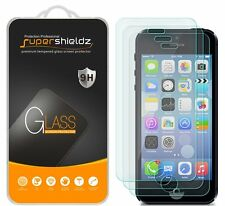 3X Supershieldz Apple iPhone 4/4S Tempered Glass Screen Protector Saver