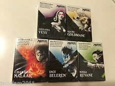(Lot of 5) Magic the Gathering PROMO 30 card Planeswalker Decks MTG 2015